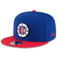 LA Clippers New Era 2-Tone 9FIFTY Adjustable Snapback Hat - Royal/Red - OSFA