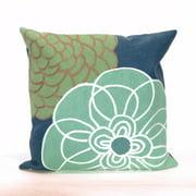 Liora Manne Disco Indoor / Outdoor Throw Pillow