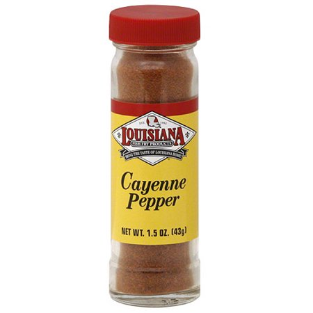 Louisiana fish fry products cayenne pepper 1 5 oz pack for Louisiana fish fry seasoning