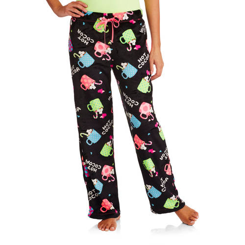 Secret Treasures Women's Super Minky Plush Pajama Sleep Pant