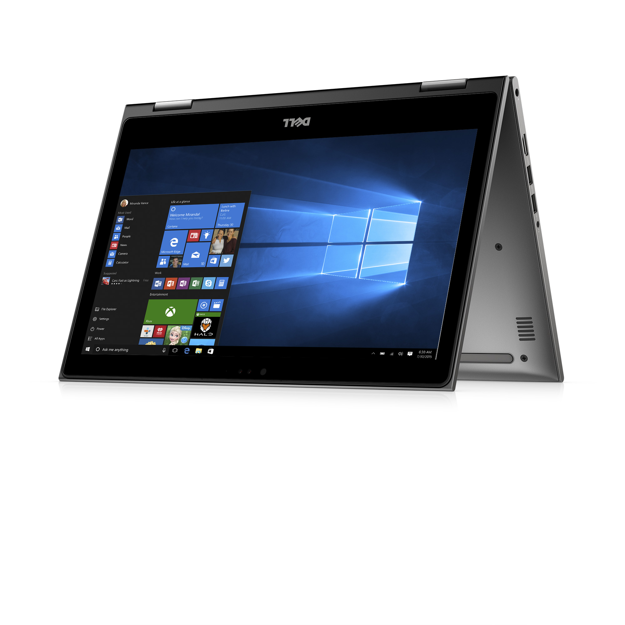 "Dell - Inspiron 13 5000 2-in-1 Touch 13.3"" - Intel Pent 4415U - 4GB Memory - 1TB 5400 RPM HD - Intel HD graphics 610"