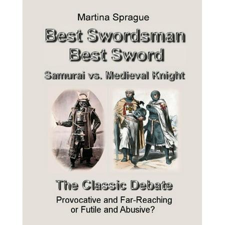 Best Swordsman, Best Sword: Samurai vs. Medieval Knight: The Classic Debate - (Top 10 Best Anime Swordsman)