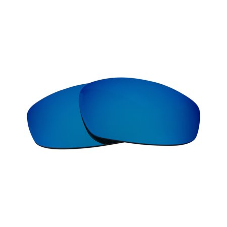 Replacement Lenses Compatible with OAKLEY STYLE SWITCH Polarized Ice Blue (Oakley Style Switch)