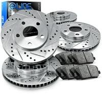 Brake Rotors - Walmart com