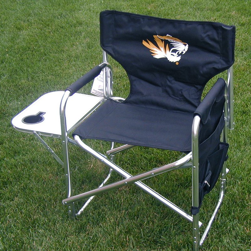 Rivalry NCAA Collegiate Folding Directors Chair