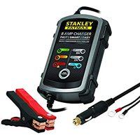 STANLEY FatMax 8 Amp Battery Charger/Maintainer (BC8S)