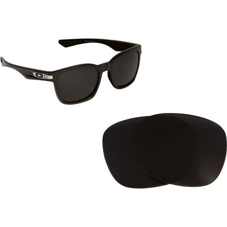 49dafbdd763 Seek Optics - New SEEK Replacement Lenses for Oakley GARAGE ROCK Black  Green Mirror - Walmart.com