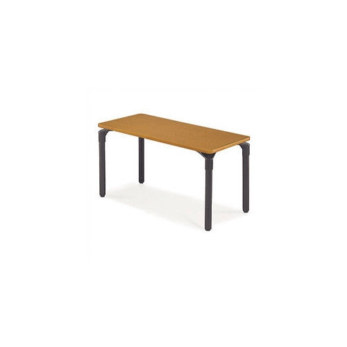 Virco Plateau Series 48'' W x 30'' D Training Table