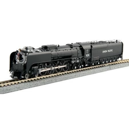- Kato 1260402L N Union Pacific FEF-3 4-8-4 w/DCC  Steam Locomotive #838