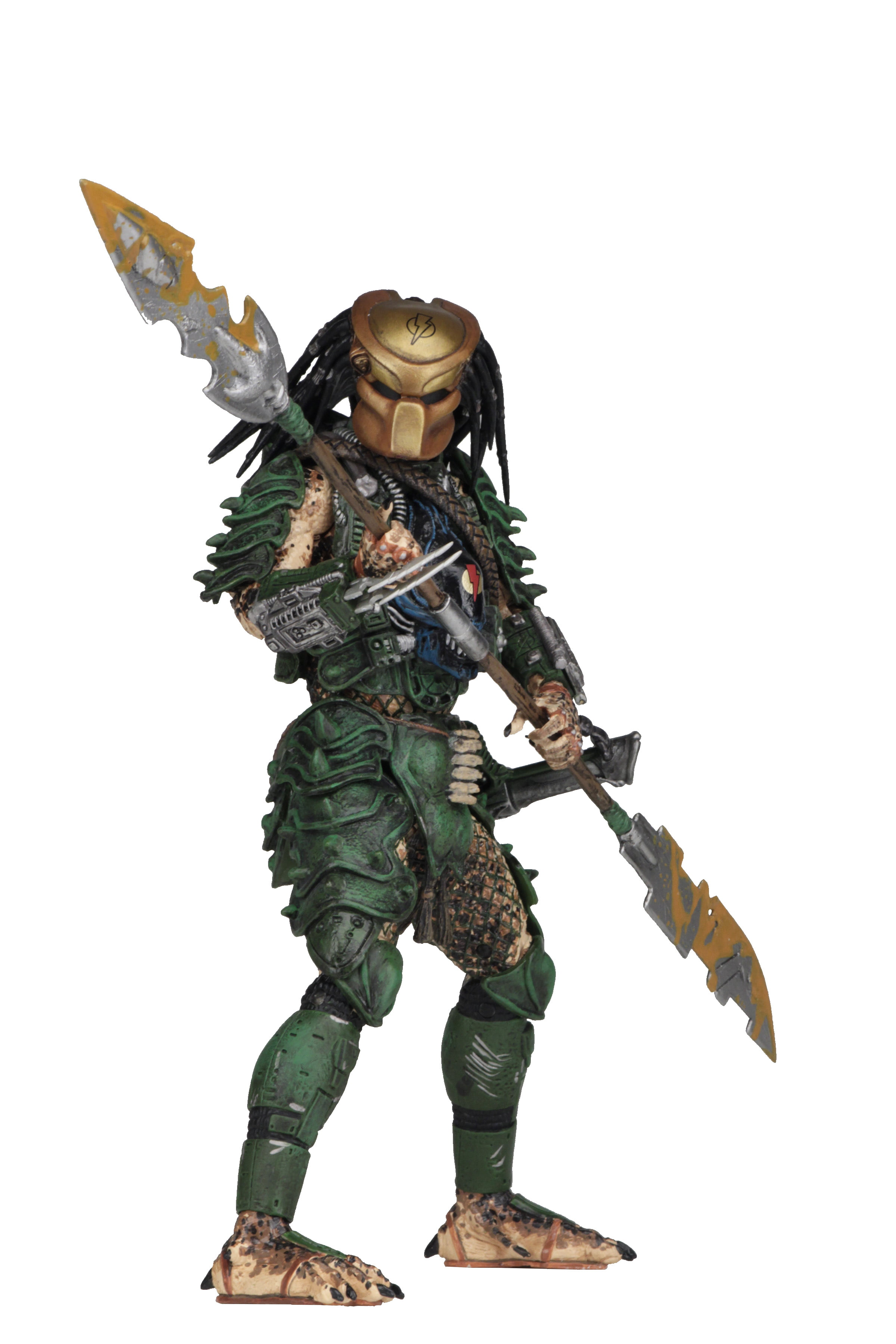 "Series 18 Assortment NECA Machiko Predator 7/"" Scale Action Figures"