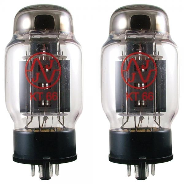 JJ Electronic EL84 6BQ5 Power Vacuum Tube MATCHED PAIR Electric Guitar Amplifier