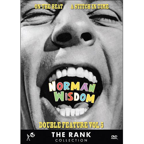 The Rank Collection: Norman Wisdom Double Feature, Vol. 5 - On The Beat (1962) / A Stitch In Time (1963) (Full Frame)