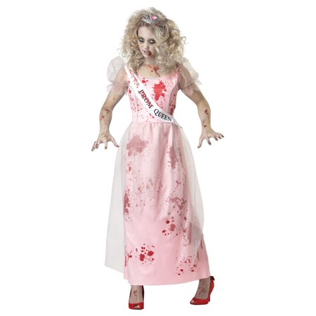 Adult Female Prom Zombie Queen Costume by California Costumes 1595 01595](Promo Costumes)