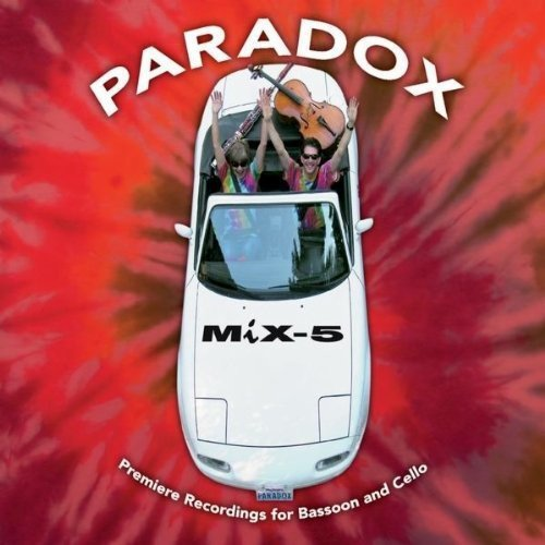 Mix-5: Premiere Recordings For Bassoon & Cello
