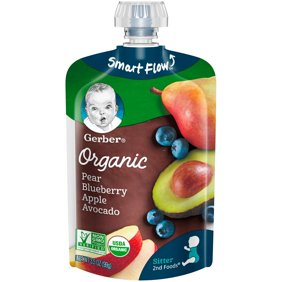 cab23ca363b Gerber Organic 2nd Foods Baby Food