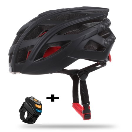 Livall BH60 Bling Biking Cycling Smart Helmet w/ Volume Control LED Turn Signals