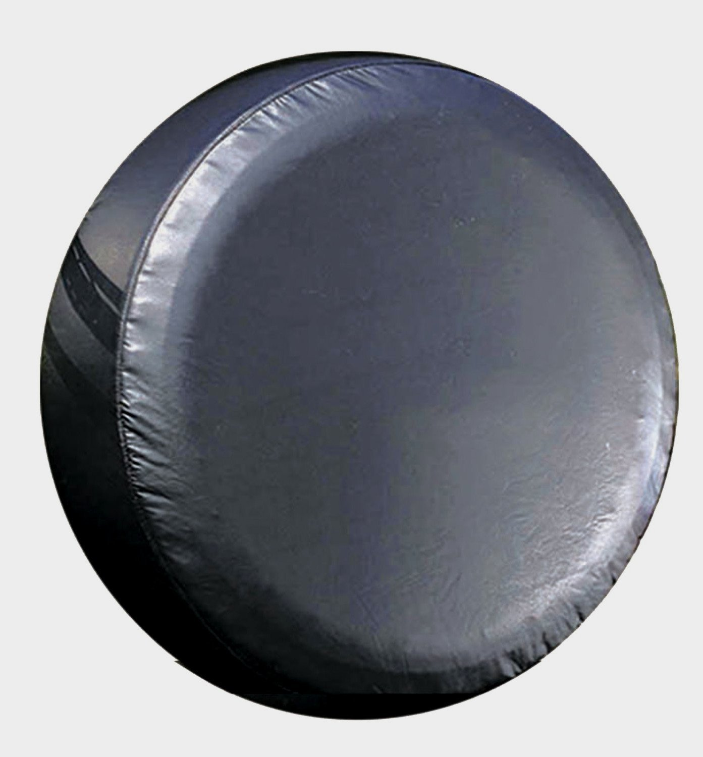 Extra Large Black Universal Spare Tire Cover fits 32 - 33