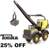 Save 25% off select Tonka's Steel Collection