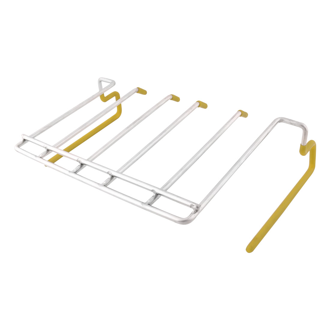 Bars 304 Stainless Steel 3 Rows Wine Glass Stemware Rack 29.3cm x 20cm x 7.5cm - image 5 of 6