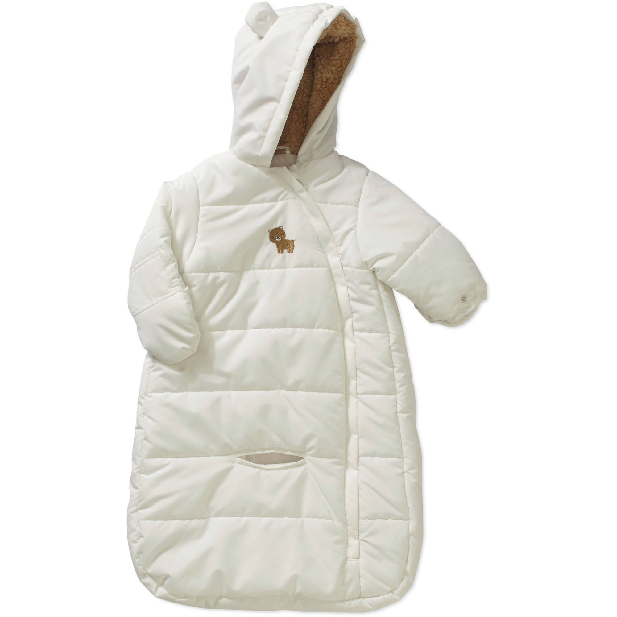 Child of Mine by Carter's Newborn Baby Unisex Hooded Carbag