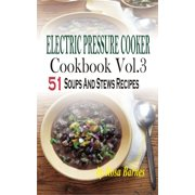 Electric Pressure Cooker Cookbook - eBook