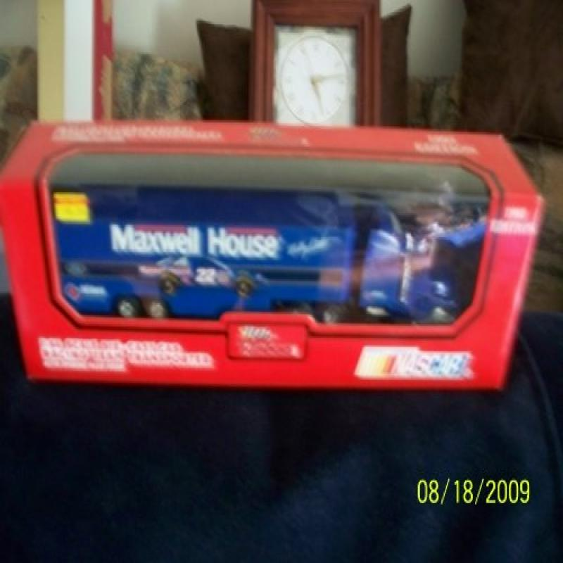 Racing Champions Bobby Labonte 1993 Edition Maxwell House...