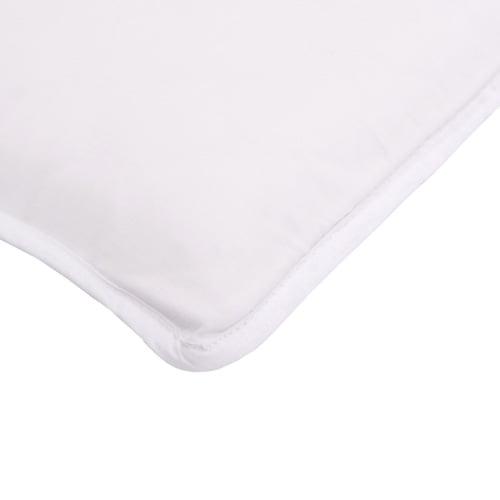 Ideal Co-Sleeper 100% Cotton Sheet - White