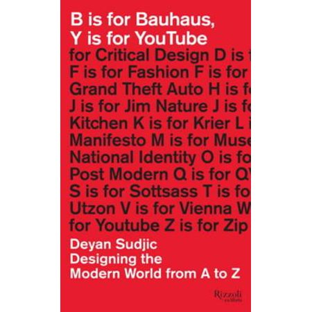 B is for Bauhaus, Y is for YouTube - eBook