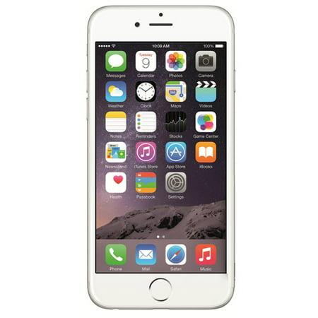 Apple iPhone 6 64GB Silver Unlocked A1549 64GB SILVER
