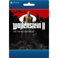 Wolfenstein II: The New Colossus PS4 (Email Delivery)