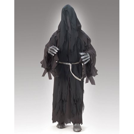 Sauron Lord Of The Rings Costume (Mens Lord Of The Rings Deluxe Ringwraith Hooded Costume)