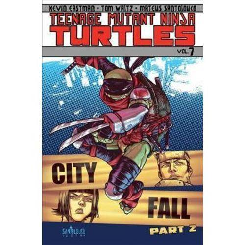 Teenage Mutant Ninja Turtles 7: City Fall