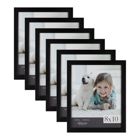 Life Moments 8x10 Picture Frame Set of 6