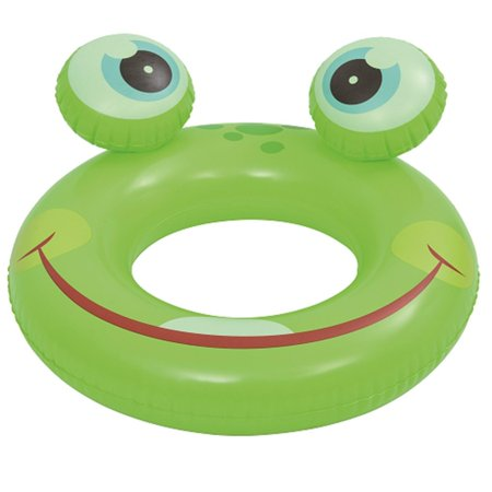 "Pool Central 19.5"" Frog Inflatable Children"