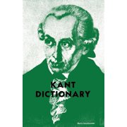 Kant Dictionary (Paperback)