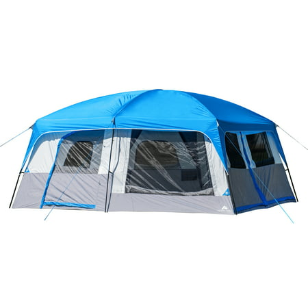 Ozark Trail Hazel Creek 14 Person Family Cabin Tent Liberty 3 Person Tent