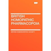 British Homopathic Pharmacopoia