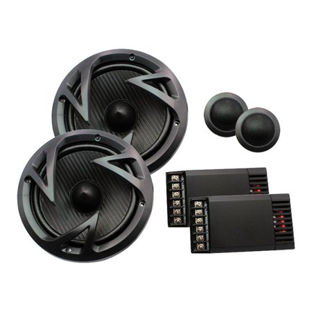 Power Acoustik EF-60C Edge Series 6.5