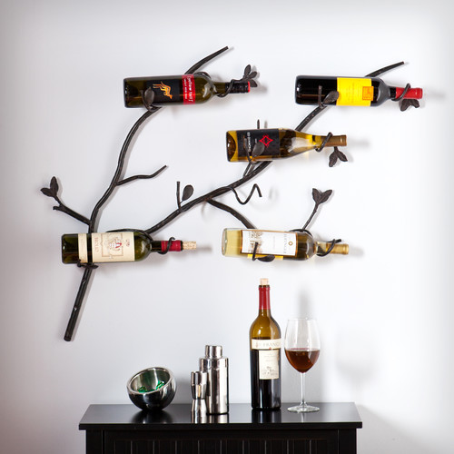 Wildon Home  Kerrigan 6 Bottle Wall Mount Wine Rack