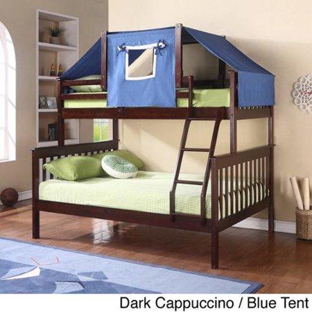 Donco Kids Mission Tent Kit Bunk Bed