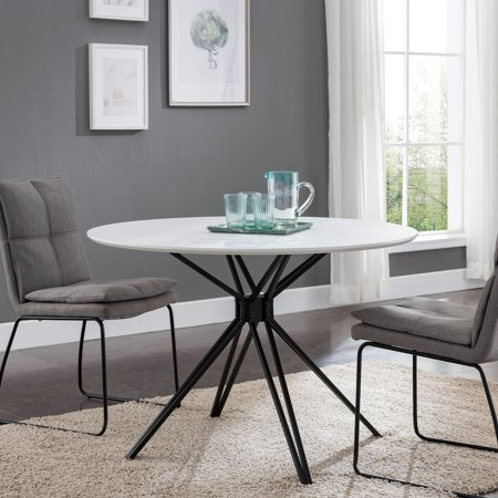 Atticus Round Dining Table, Multiple Finishes ()