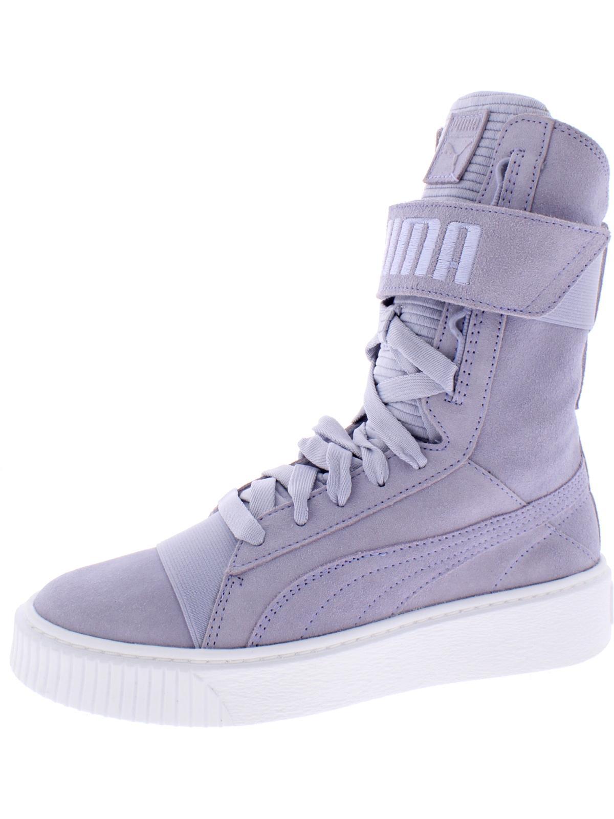 PUMA - Puma Womens Platform Boot Quil High Top Platform Sneakers ...
