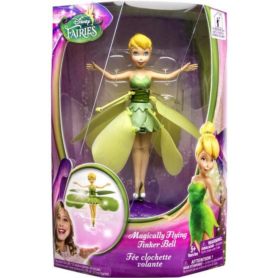Deluxe Light Up Flutterbye Fairy Walmart