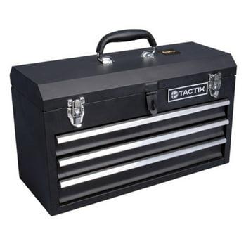 Tactix 3 Drawer Tool Box