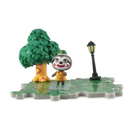 Animal Crossing New Leaf Jump Out Outing Collection Figure Tomy - - Animal Crossing New Leaf Halloween Room