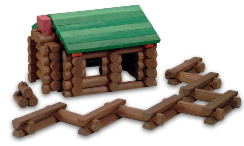 Knex Bicentennial Edition Lincoln Logs by K'NEX