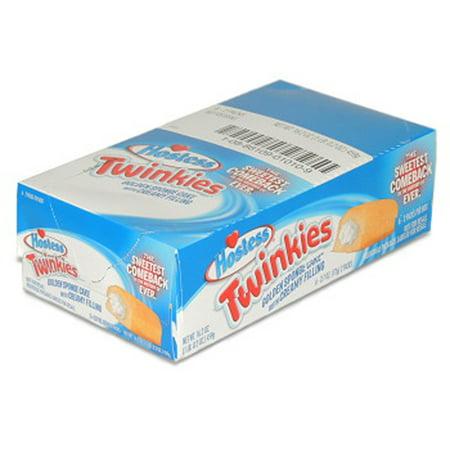 Twinkies Wholesale (Hostess Twinkies 6/2Pk - Pack Of)