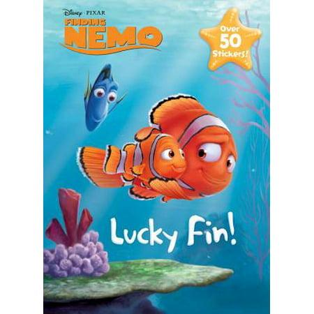Lucky Fin! (Disney/Pixar Finding Nemo) Lucky Fin! (Disney/Pixar Finding Nemo)