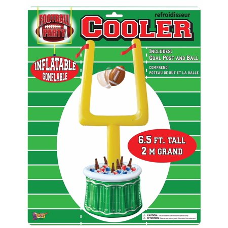 Football Post - Inflatable Football Goal Post Cooler