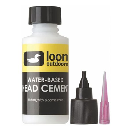 Thin Concrete (Water-Based Head Cement System, Thin head cement By Loon )